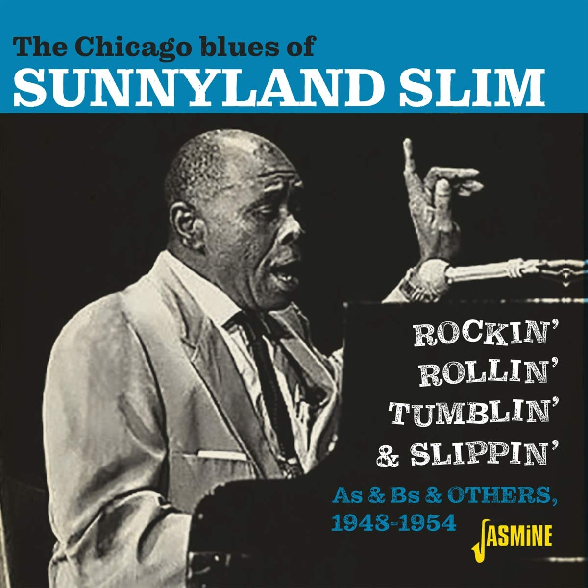 Chicago Blues Of Sunnyland Luxury goods Slim: Rollin' Tumblin' Sli ...