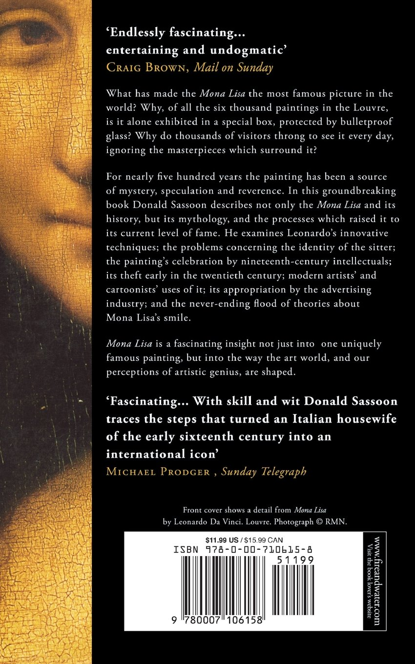 Mona Lisa: The History of the World's Most Famous Painting (Story of the Best-Known Painting in the World)