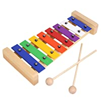 MVPower Xylophone for Kids, Glockenspiel with Best Educational Development Musical...