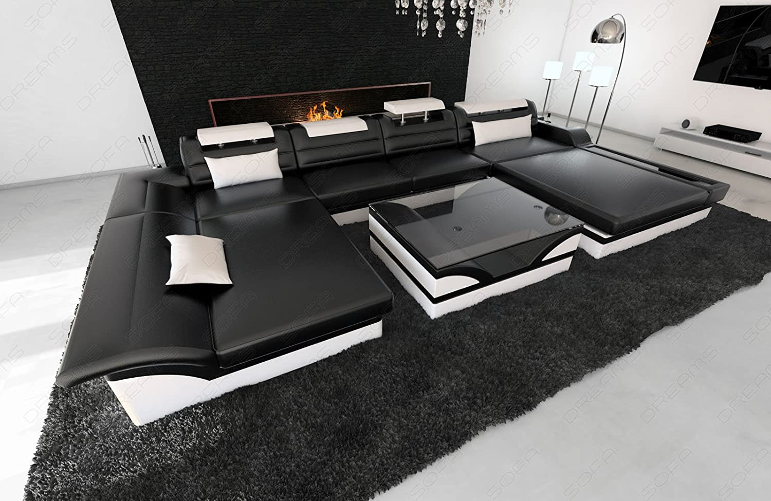 sofa u form gallery of photo of sofadreams berlin germany. Black Bedroom Furniture Sets. Home Design Ideas