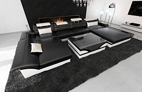 Big Sectional Sofa MONZA LED : big sectional sofas - Sectionals, Sofas & Couches