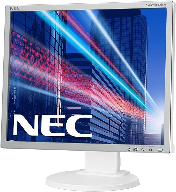 NEC Multisync EA193Mi/WH - Monitor (48,2 cm (19