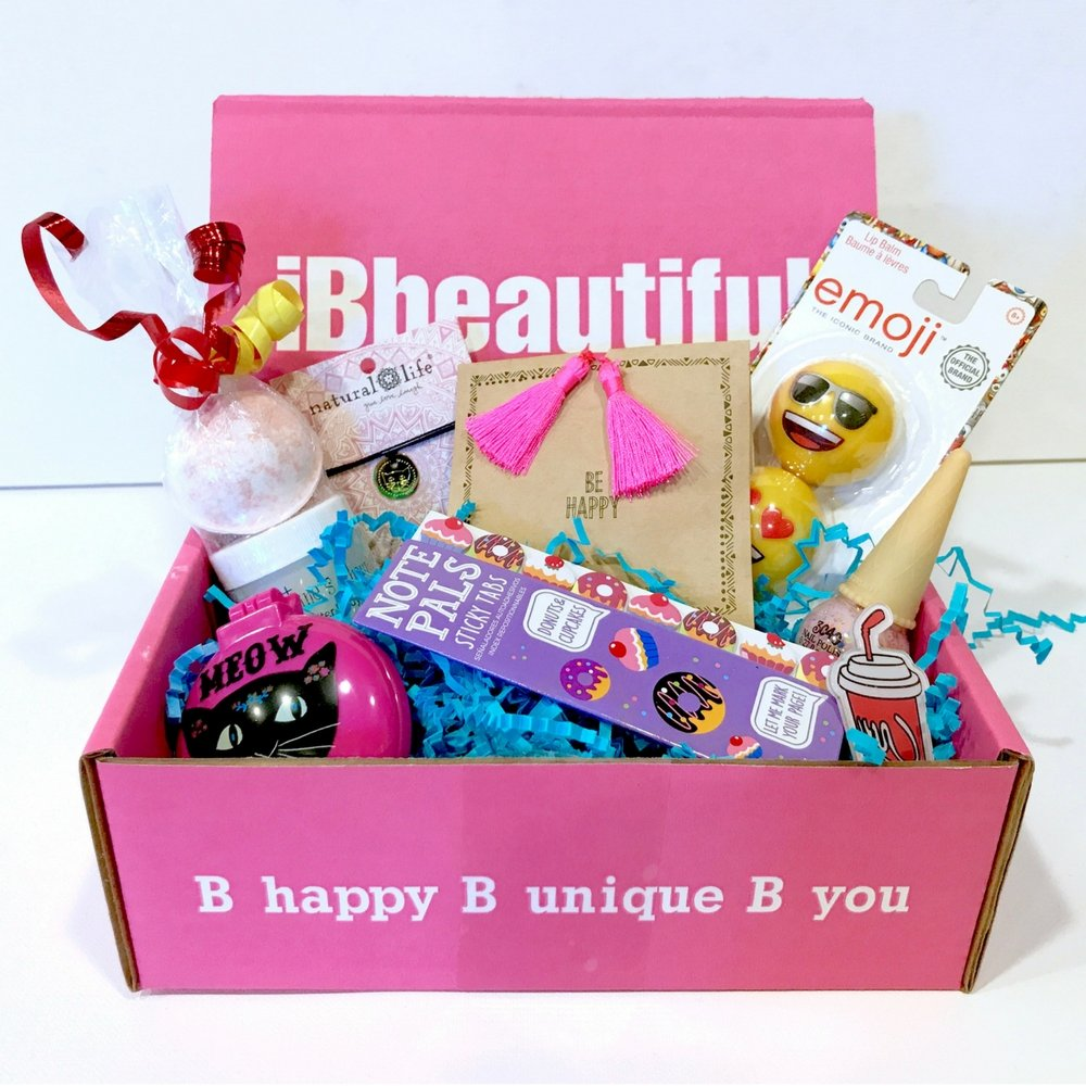 Birthday Box For Teen Girls Ages 12 13 14 15 Best Birthday Gifts For Girls