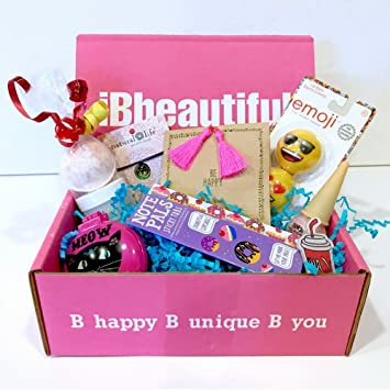 Amazon Birthday Box For Tween Girls Ages 6 7 8 9 10 11 12