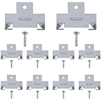Recessed Light Clips for Downlight   5 Pairs of Recessed Lighting Clips   Perfect for Recessed Retrofit Downlight
