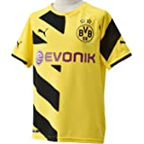 PUMA Kinder Trikot BVB Kids Home Replica Shirt