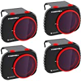 Freewell Bright Day - 4K Series - 4Pack Filters Compatible with Mavic Mini/Mini 2