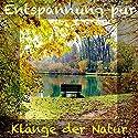 Klänge der Natur: Entspannung pur Hörbuch von Yella A. Deeken Gesprochen von: Patrick Lynen