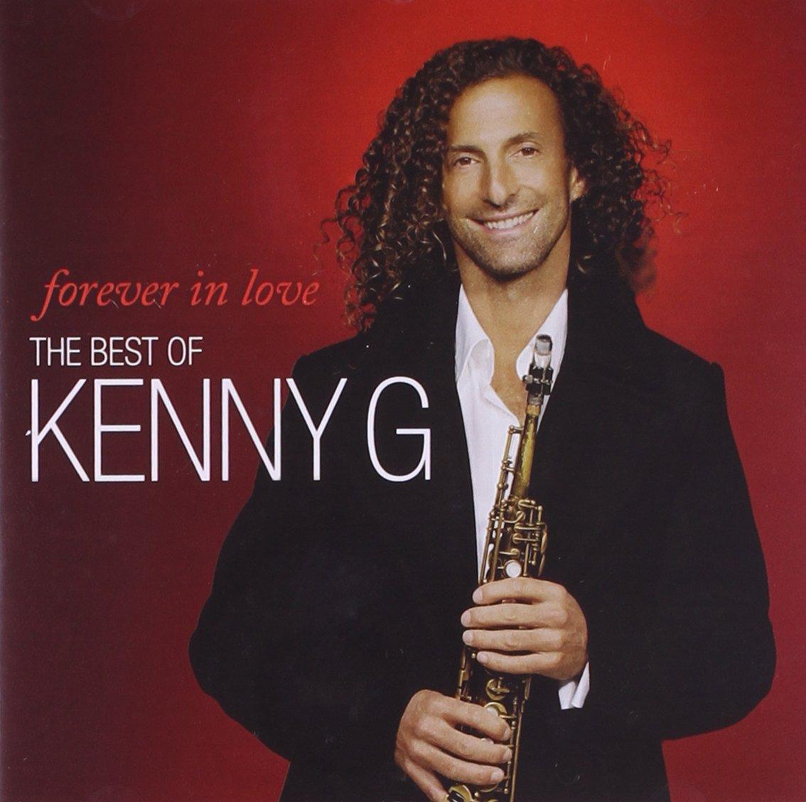 forever in love the best of kenny g cd ebay. Black Bedroom Furniture Sets. Home Design Ideas
