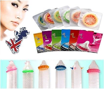 Amazon.de: Kondome, mit Spitzen, Safer Sex, für Erwachsene