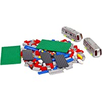 TOYZTREND Metro Station Building Blocks for Kids Ages 4+ Years