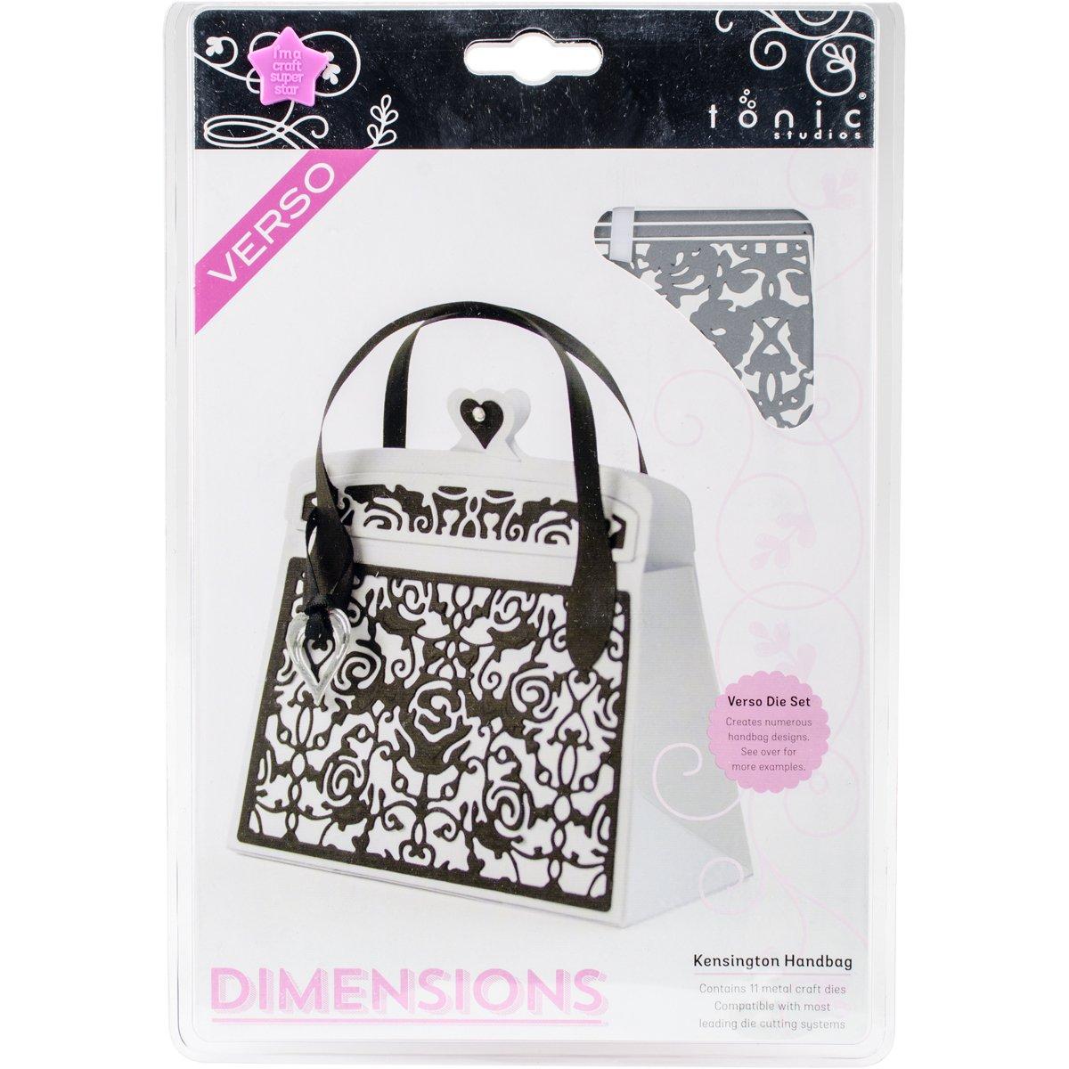 Amazon.com: Tonic Studios 763E Kensington Handbag Die Set