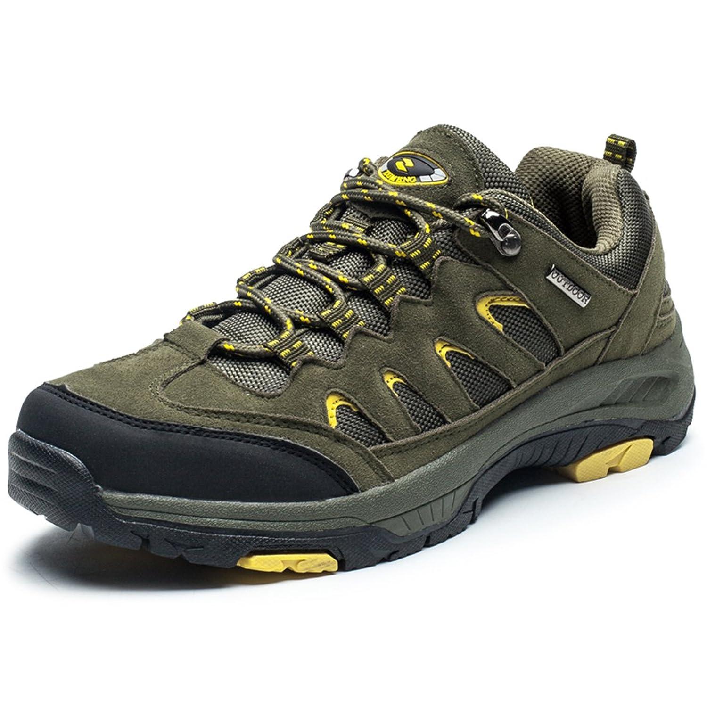 [トオイミチ] tooimiti ハイキングシューズ アウトド トレッキングシューズ メンズ 登山靴