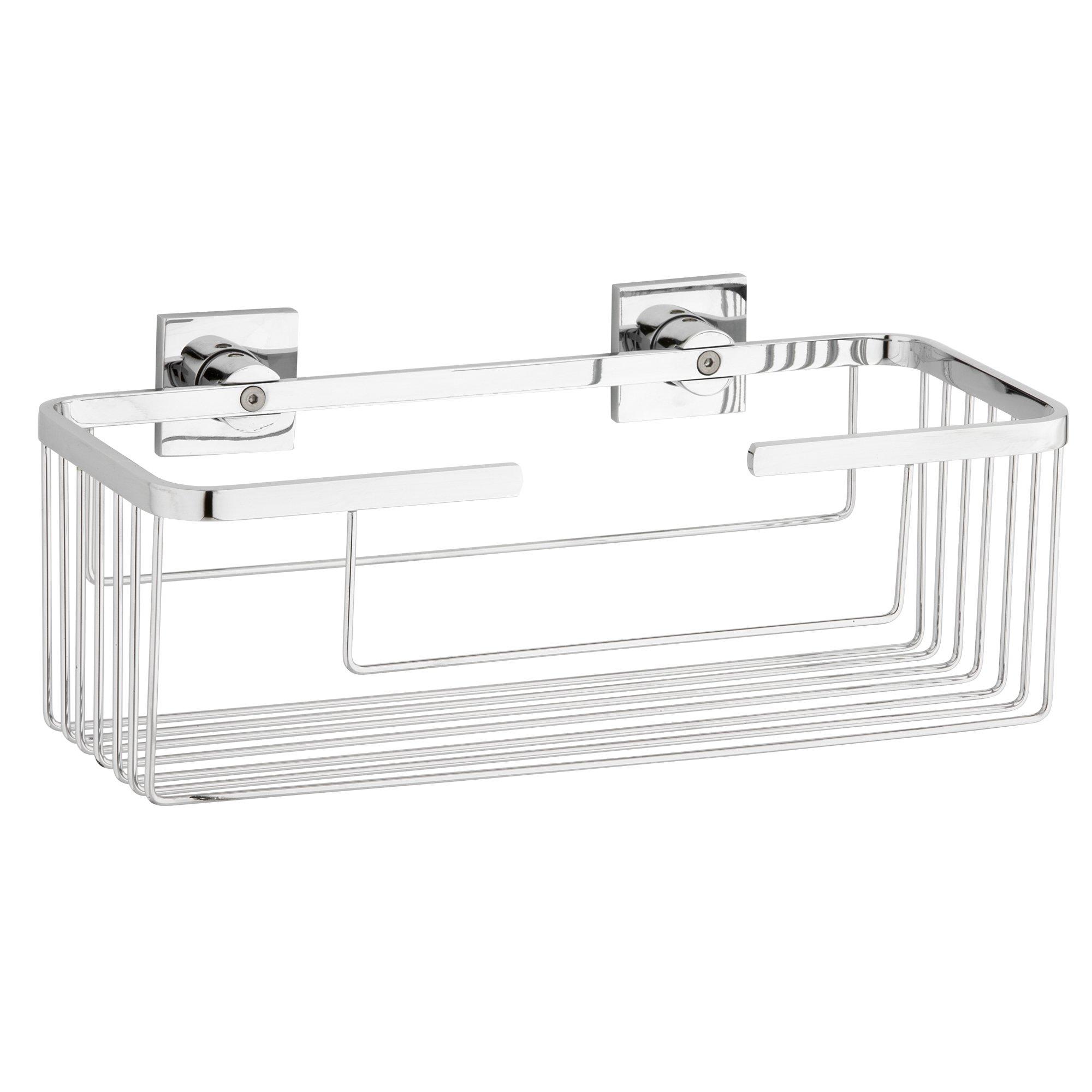 Cherry: Bath Mint–Shelf for Shower Straight (Aluminium) by Cherry:Bath