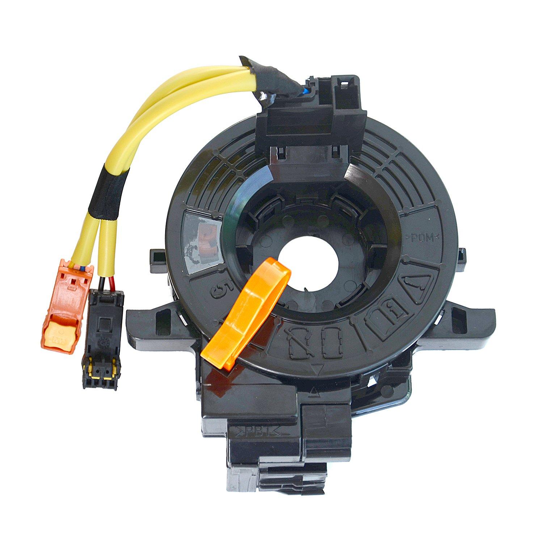NSGMXT - Cavo spiralato con molla e direzione in senso orario Auto parts-GLD