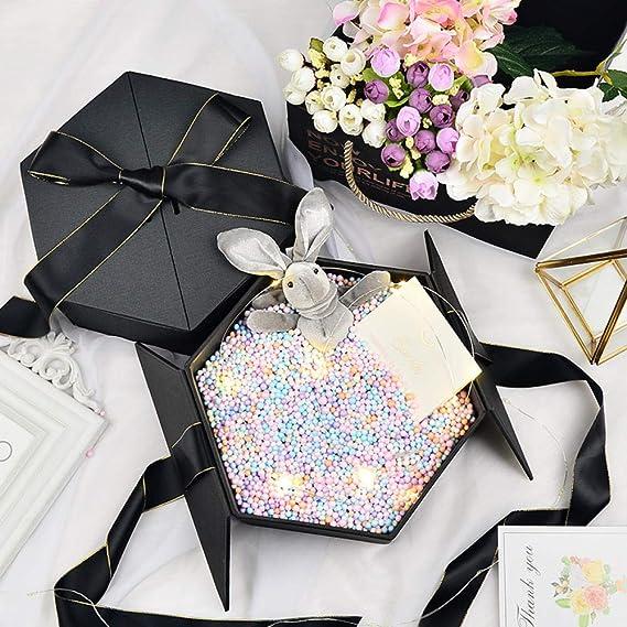 Embalaje exquisito de alto grado con caja de regalo de mano, caja ...