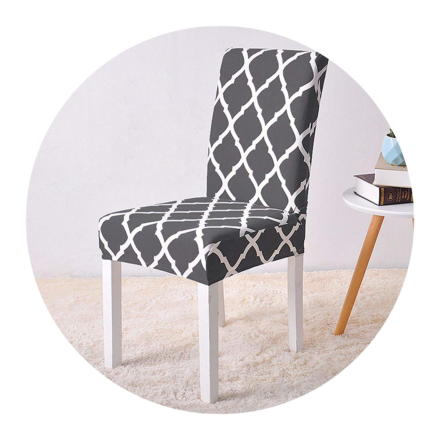 Cool Amazon Com New Floral Print Chair Cover Home Dining Chair Spiritservingveterans Wood Chair Design Ideas Spiritservingveteransorg