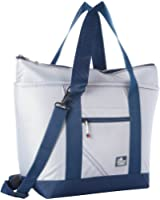SailorBags Silver Spinnaker Insulated Cooler Tote