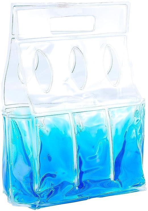 Pearl Enfriador de Botellas: Nevera y Bolsa para 6 Botellas o ...