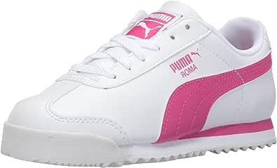 Puma Roma Basic - Zapatillas deportivas para niños: Amazon.es: Zapatos y complementos