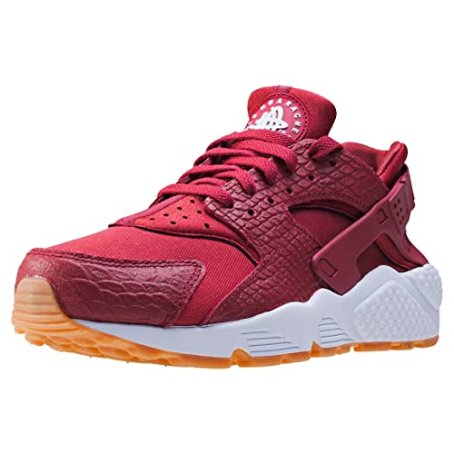 7eea50ba2c9e Nike Air Huarache Run Se Womens Trainers Wine - 7 UK  Amazon.co.uk  Shoes    Bags