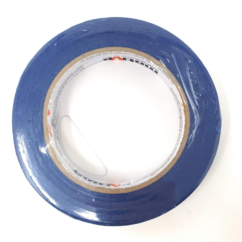 DWT-Germany 101415.03 30 mm x 50 m Innen Au/ßen Kreppband Krepp Papierabdeckband Malerkrepp Abklebeband Feinkreppband