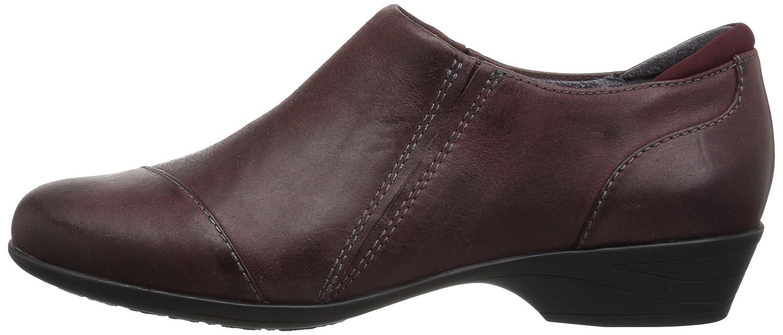 SoftWalk Women's Charming Ankle Bootie B01NBN0QUE 8.5 B(M) US Burgundy