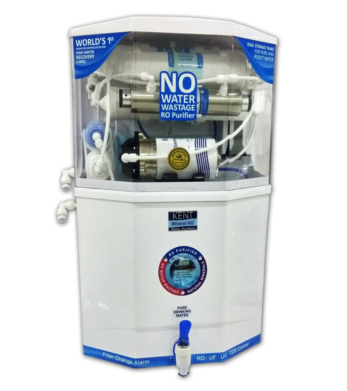 Kent Supreme RO UV Water Purifier f White Amazon Home