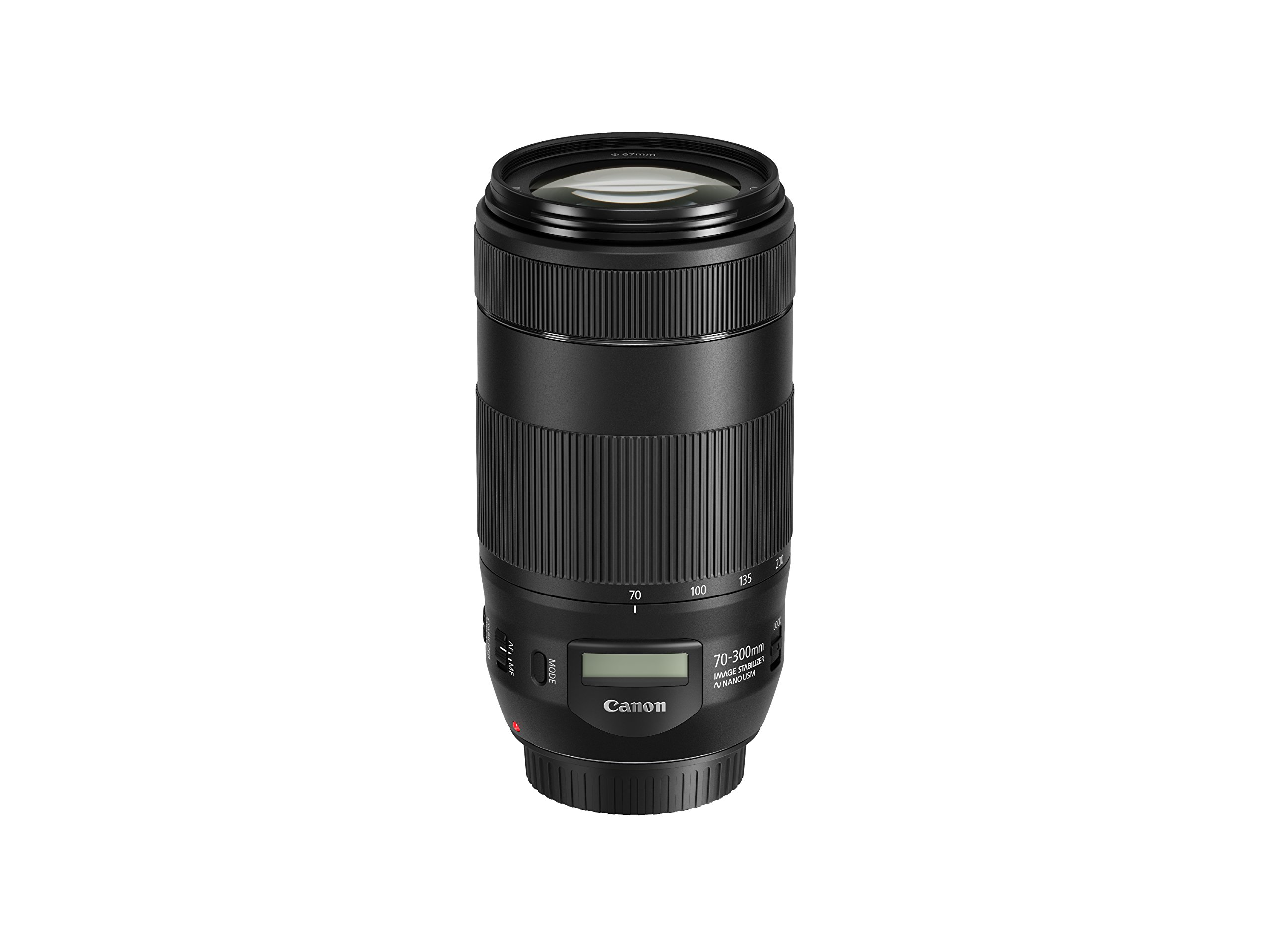 Canon EF 70-300mm f/4-5.6 is II USM Lens by Canon