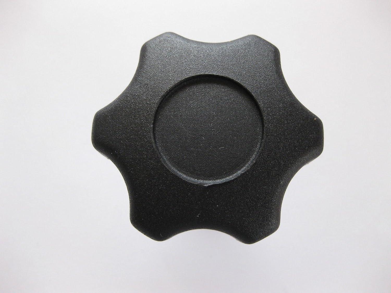 2 St/ück S/ägemaschinen f/ür Handschraube M8 x 25 mm f/ür Bohrmaschinen Kameraklemmen Sterngriffschraube