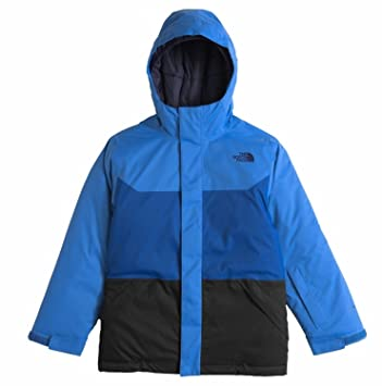 c427d4b009fb6 The North Face Big Boys' Brayden Insulated Jacket (Jake Blue, XS ...