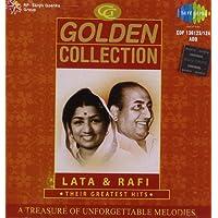 The Golden Collection Lata Mangeshkar/Mohd. Rafi