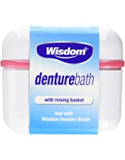 Wisdom Brace and Denture Bath, Pack of 2