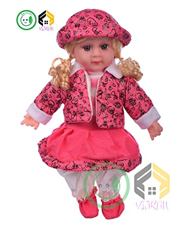 Buy Aarushi Girl Pink Baby Doll ba3dc75bdf