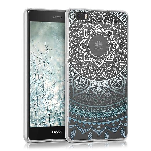 189 opinioni per kwmobile Cover per Huawei P8 Lite (2015)- Custodia in silicone TPU- Back case