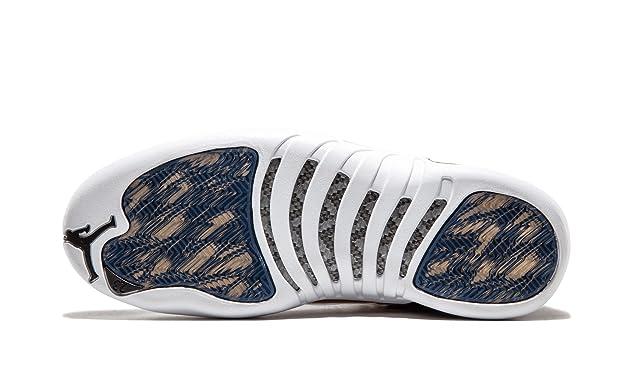 brand new ada25 7aecd Amazon.com   AIR Jordan 12 Retro  Wings  - 848692-033   Basketball