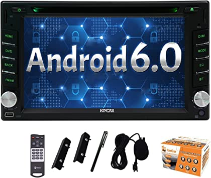 Eincar Car Radio Dvd Player Android 6 0 Marshmallow Elektronik