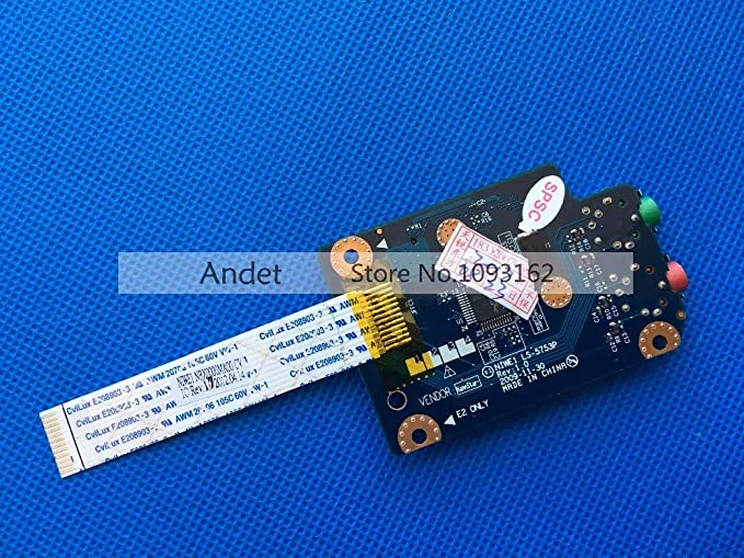 Cable Length: USB Board and Cable, Color: USB Board and Cable ShineBear Card Reader/_USB/_Audio Board w//Cable for Lenovo M5400 B5400 Series,P//N 90004627 90004628 90200633 DA0BM5TH8E0