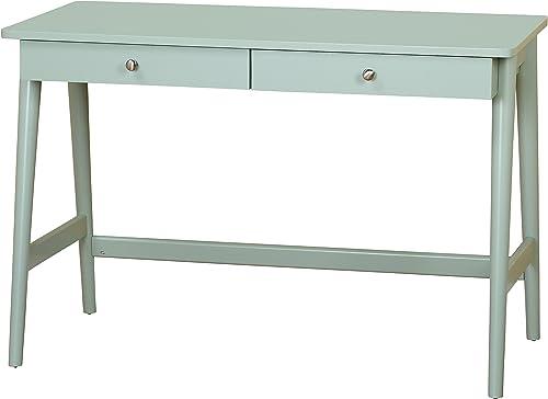 Target Marketing Systems Vera Mint Wood Desk