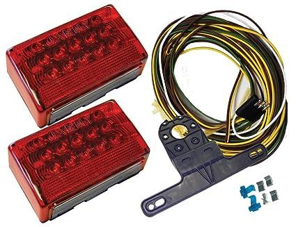 amazon com jammy led shoreland r style boat trailer light kit for rh amazon com shorelander trailer wiring kit