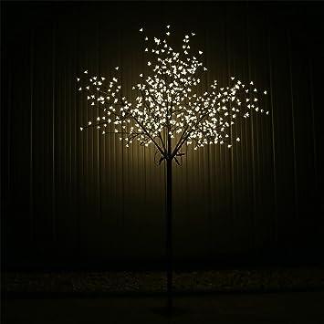 Clgarden Led Baum 600 Kirschblüten Warm Weiss Warmweiss Kirschbaum Ledkb600 Lichterbaum