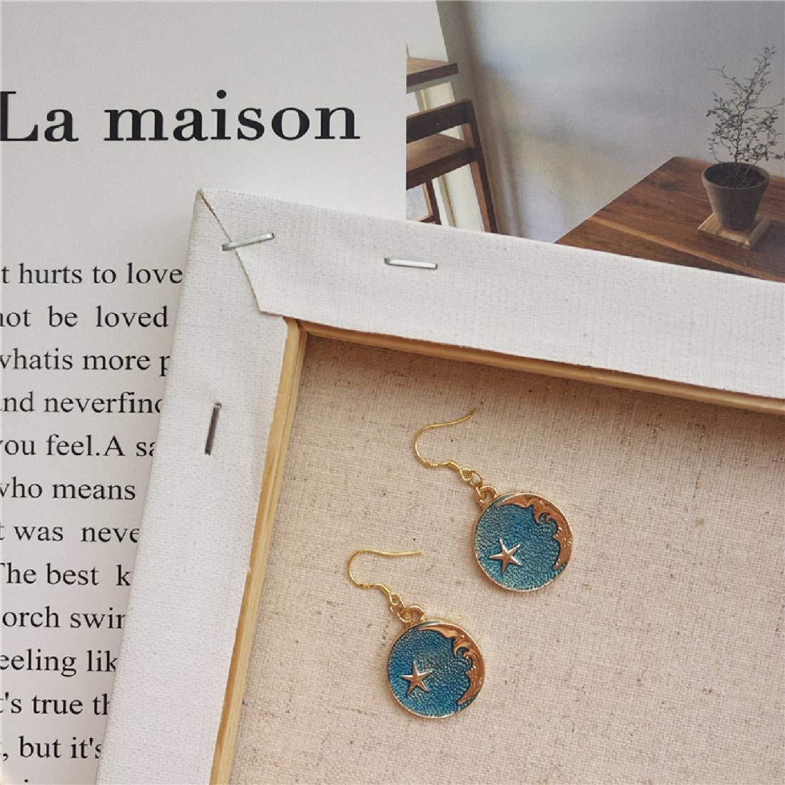 Fashion Simple Style Earring E90 JXVLUYE Colors Earring for Women Girls Great Gifts for Women Girls
