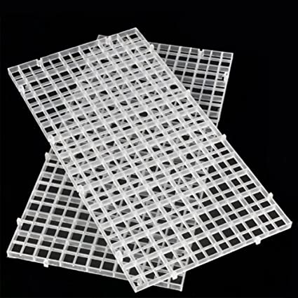 Woopower - Separadores para pecera, 2 paquetes de 30 x 15 cm, para acuarios