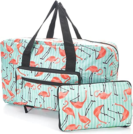 Travel Luggage Duffle Bag Lightweight Portable Handbag Bee Print Large Capacity Waterproof Foldable Storage Tote