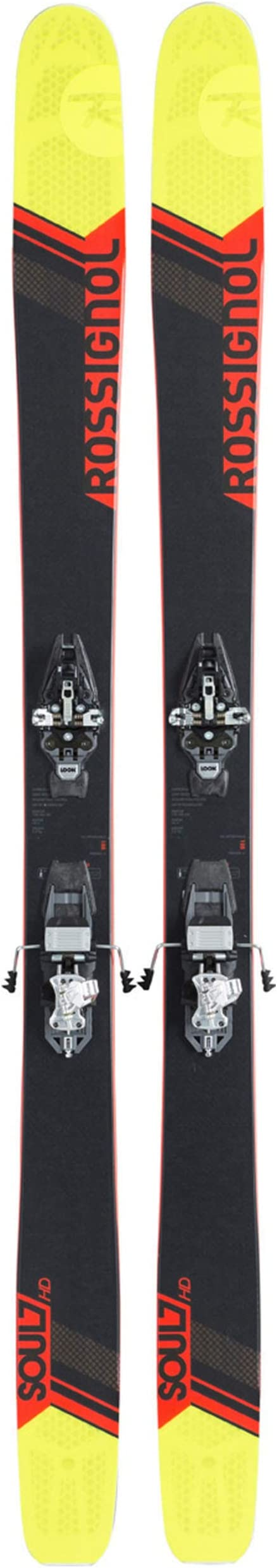 Rossignol – Pack esquí soul7 HD + fijaciones Look HM 12 D120 Negro Hombre – hombre – negro, negro: Amazon.es: Deportes y aire libre