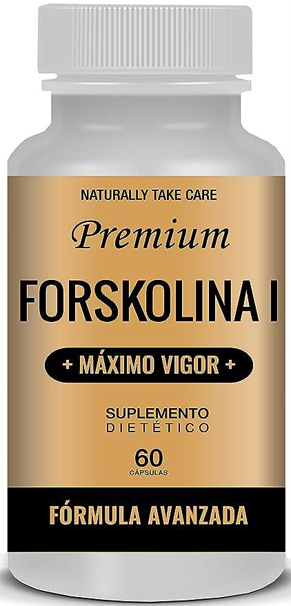 Premium Forskolina 60 Cápsulas para Perder Peso Visto en Dr. Oz - De EEUU