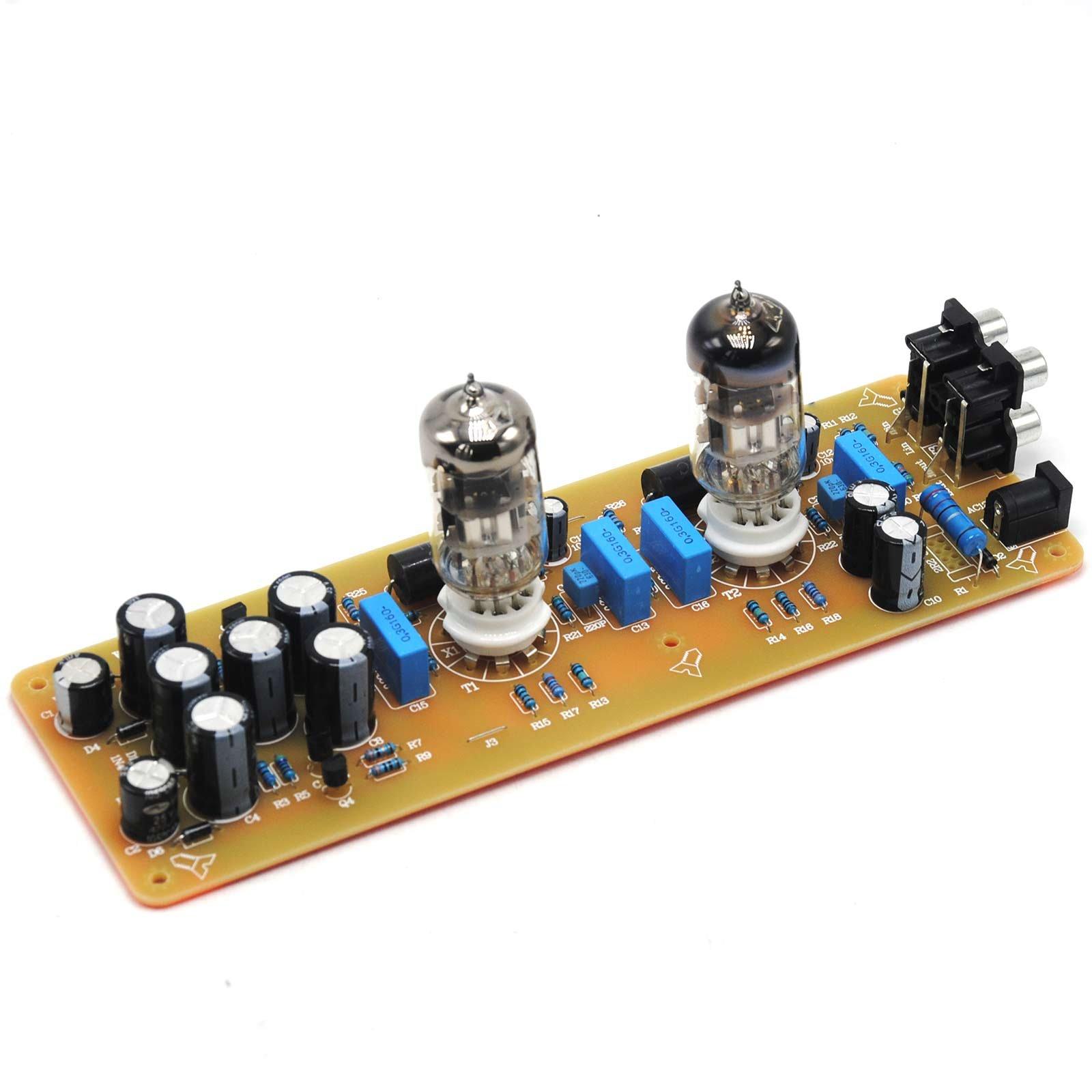 X-10D Musical Fidelity 6N11 Tube Buffer Pre-amplifier Board by Jolooyo