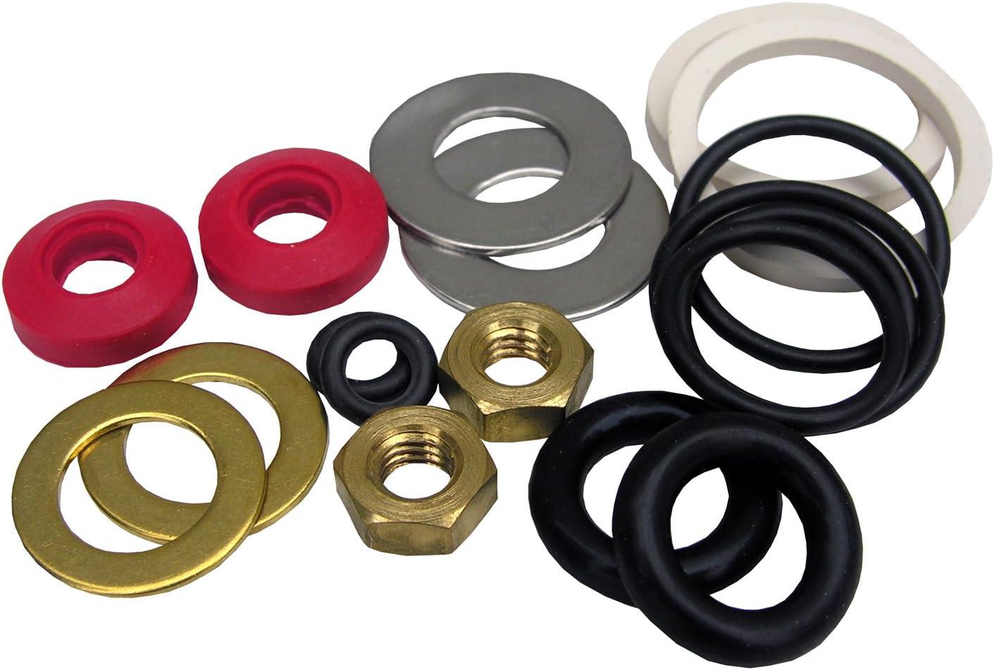 LASCO 0-1005 Dial EZ Faucet Repair Kit for Crane