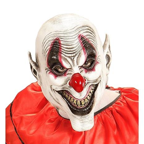 Trucco Terrificante Da Pagliaccio Maschera Da Clown Assassino Che