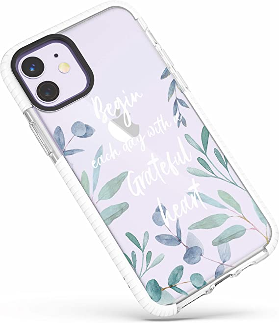 Leaves Pattern iPhone 11 case